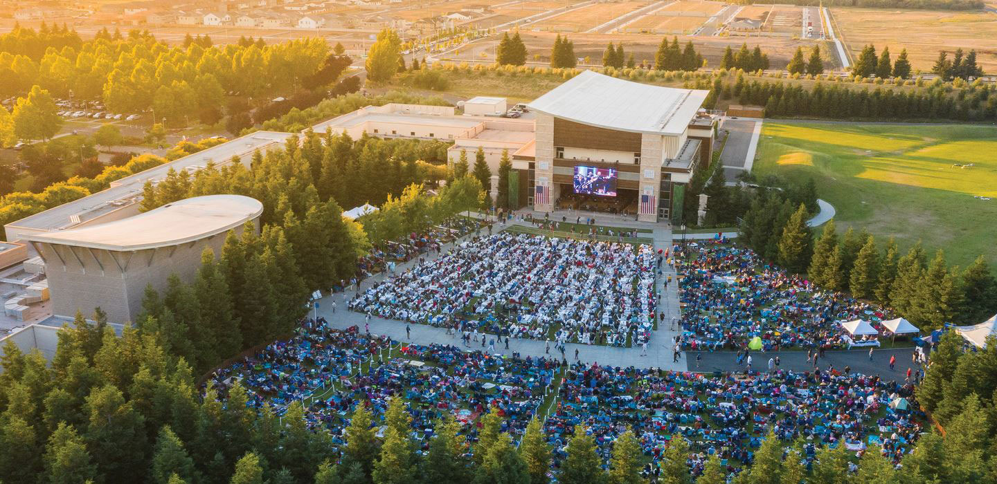 Green Music Center, Sonoma State University